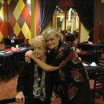 Diane (originator) and her wonderful Mom !