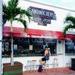 Great sandwich shop 2 blocks from hotel