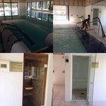 Piscines/sauna hammam (HS)