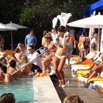 Pool party craziness