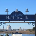 The entrance to Harorwalk