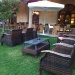 Jardin restaurante