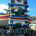 LegoLand Hotel main entrance