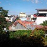 Vista desde el balcón hacia el Centro