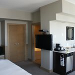 Junior suite kitchen area