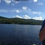 Panoramic Picture of my brother