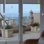 Sunroom / Outdoor balcony