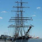 The Tall Ship Elissa