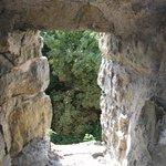 View through wall