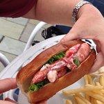 Yummy Lobster Roll