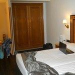 stanza albergo El Coloso