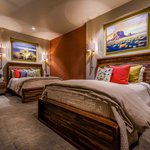 Courtyard Suite Room at Desert Rose Inn & Cabins in Bluff, Utah (USA)