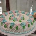 birthday cake from Sanborns
