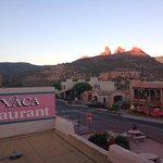 View from Oaxaca