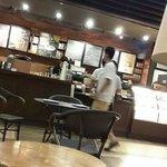 starbuck cafe