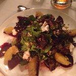 Beet salad. So good!