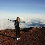 On top of the world @ the Haleakala Summit