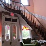 Hanging Stairway