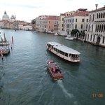 Grand Canal visto da Ponte dell' Accademia