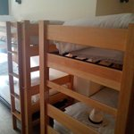 Habitación 4 camas individuales