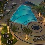 Photo de Le Royal Meridien Abu Dhabi