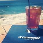 Refreshing Iced Tea and The Ocean!!