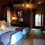 My room (pavilion villa)