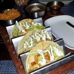 Chicken tacos tinga