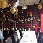 Cheers restaurant front room 07821116372