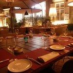 La Posta - Dinner - Terrace