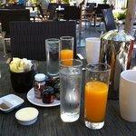 Breakfast at Solbar