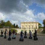 Balade Segway Versailles