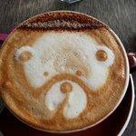 Teddy Bear Soy Cap