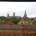 Room 435 Looking out over Broad Gate Street