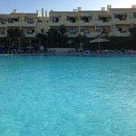 Pool areas at Santa Rosa