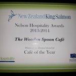 Foto de The Wooden Spoon Cafe