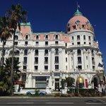 Negresco historic hotel