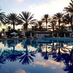 Athena Beach Hotel Pool