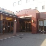 14.05.03【サンロイヤルホテル】玄関