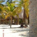 Playa Norte con veduta al Buho's Bar