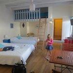 Studio de l'hôtel