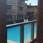 Small, sketchy pool