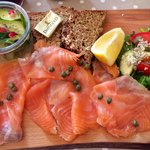 Amazing Smoked Salmon