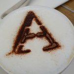 The excellent cappuccino :)