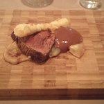 Deconstructed Steak & Guinness Pie