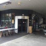 Entrance Restaurant