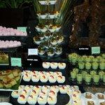 The desserts mmmmm