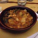 Classic tuscany soup