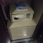 In room safe