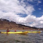 Kayaking @ Huaypo Lake
